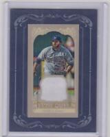 Prince Fielder 2012 Topps Gypsy Queen Mini Framed Jersey Relic White Swatch