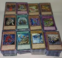 YuGiOh ~100~ Cards Bulk Mixed Lot Pack With Rares & Holo Collection Ebay Store