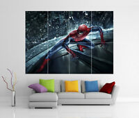 THE AMAZING SPIDERMAN MARVEL GIANT WALL ART PICTURE PRINT POSTER G139