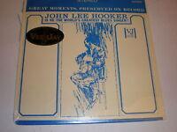 John Lee Hooker LP Is He The World's Greatest Blues Singer? SEALED