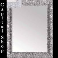 Specchio con cornice 011 Argento  Antico   Arredamento Salone