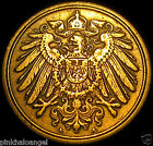Germany - The German Empire - German 1901A Pfennig Coin - S&H Discounts!