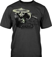 T-SHIRT _ MISTS OF PANDARIA WOW TAILLE L NEUF