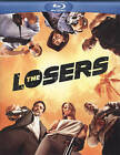 The Losers (Blu-ray/DVD, 2010, 2-Disc Set)