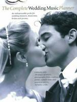 The Complete Wedding Music Planner Pvg album - Piano / Vocal / Guitar AM994895