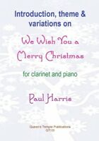 Harris: Introduction Theme and Variations on We Wish You a Merry Christmas QT133