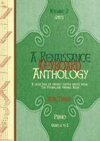 A Renaissance Keyboard Anthology: Volume 2, Grades 4-5 SP1172