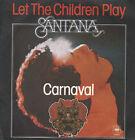 45T: Santana: carnaval. CBS