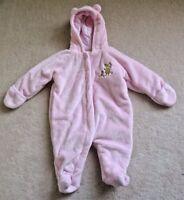 eaa9bd881 I Found It On eBay  Baby Girl DISNEY WINNIE POOH PINK SOFT   FURRY ...