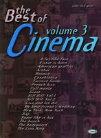 The Best of Cinema Volume 3 (Pvg (album) - Piano / Vocal / Guitar) ML2690