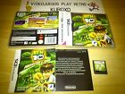 NINTENDO DS NDS BEN 10 PROTECTOR OF EARTH COMPLETO PAL ESPAÑA
