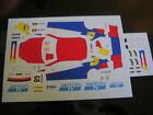 Decalc 1/43 CITROEN XSARA WRC RALLYE DE FRANCE # 68 Y.MULLER
