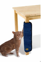 Cleo Blue Table Leg Scratcher for Cats - Twin Pack (07-232)