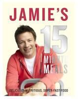 NEW! Jamie's 15-Minute Meals by Jamie Oliver (Hardback, 2012)