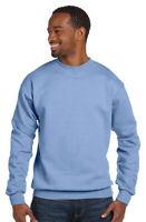Hanes Men's Long Sleeves Ribbed Cuffs Waistband Crewneck Sweatshirt. P1607