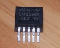 LM2596S- ADJ Step Down LM2596 Regulator IC TO263