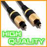 12 Ft Digital Audio Optical Fiber Optical Toslink Cable for Playstation PS 4, 3