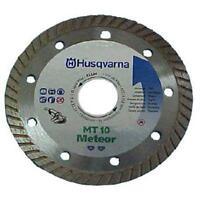Husqvarna MT10 Turbo Segment Hard Materials Angle Grinder Diamond Blade