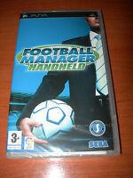 FOOTBALL MANAGER HANDHELD PSP (PAL ESPAÑA PRECINTADO)