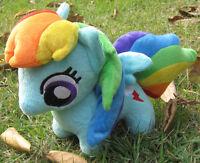 My Little Pony FriendShip is magic Custom Rainbow Dash Plush