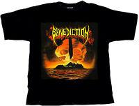 BENEDICTION Subconscious Terror T-Shirt S / Small (o308) 160501