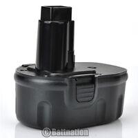 14.4V NI-CD 1.5AH Battery for DEWALT DC9091 DE9091 DE9092 DE9094 DW9091 DW9094