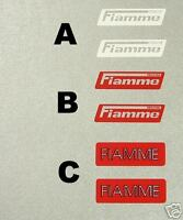 Fiamme vintage rim decals choice of 3 styles