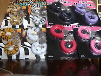 furry handcuffs novelty sexy love toy animal print & solid colors