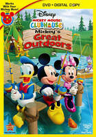 Mickey Mouse Clubhouse: Mickey's Great Outdoors (DVD, 2011, 2-Disc Set, Inclu...