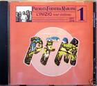 PFM (PREMIATA FORNERIA MARCONI) 1 L'inizio Prog CD RARO