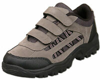 Womens New Grey Pink Hiking Walking Trail Trainers Shoes Size 3 4 5 6 7 8