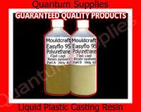 EasyFlo 95 - 1 Litre Fast Cast Polyurethane Liquid Plastic Kit