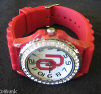 NEW OKLAHOMA SOONERS  Mens or Ladies Watch  #3
