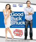 Good Luck Chuck (Blu-ray Disc, 2008, Unrated - Widescreen)
