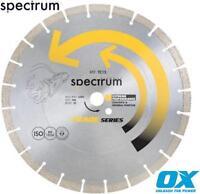 Spectrum Trade TC15 Concrete G.p. Diamond Blade 115mm to 300mm Sizes