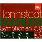 Gustav Mahler - Mahler: Symphonies Nos. 5, 9, 10 (Adagio, 1992) 3 CD BOX SET EX