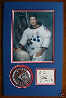 JIM IRWIN APOLLO 15 SIGNED SPACE SUIT AUTOGRAPHED DISPLAY - UACC & AFTAL RD