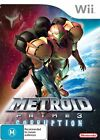 Metroid Prime 3: Corruption (Nintendo Wii, 2007) BRAND NEW FACTORY SEALED PAL
