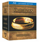 The Lord of the Rings: Extended Trilogy (Blu-ray Disc, 2011, 15-Disc Set, Canadian)