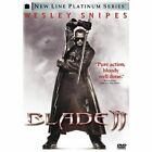 Blade II (DVD, 2002, 2-Disc Set, Two Disc Set)