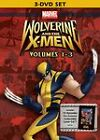 Wolverine and the X-Men: Vols. 1-3 (DVD, 2009, 3-Disc Set)
