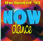 Various Artists - Now Dance '93 - The Best Of Now Dance (CD 1993)