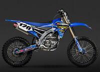 NEW Yoshimura Mx Yamaha YZ450F 2014 2015 2016 2017 Full RS-4 Exhaust System