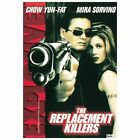 The Replacement Killers (DVD, 1998, 2-Disc Set, Closed Caption)