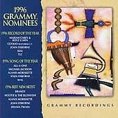 Various Artists - 1996 Grammy Nominees - CD