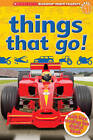 Things That Go! by James Buckley (Paperback, Level 1 Reader) Early Reader! New!