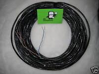 10m Black 2 Pair External Telephone Cable, Extension