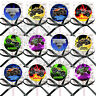 Monster Truck Monster Jam Lollipops with Black Satin Ribbon Bows -12 pieces