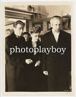DONNA REED GEORGE SANDERS PICTURE OF DORIAN GRAY HORROR FANTASY MOVIE PHOTO 1945