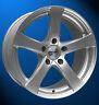 Dezent RE silber 7.5x16 ET35 5x112 NEU WINTER Audi Mercedes Seat Skoda VW
